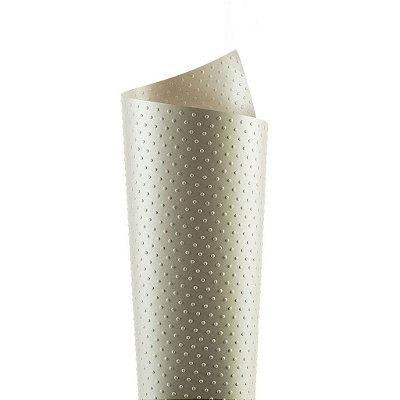 Papel Tx Realce Bolinhas Aspen 30,5x30,5cm com 2 unidades
