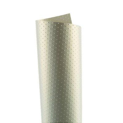Papel Tx Realce Bolinhas Ice Gold 30,5x30,5cm com 2 unidades