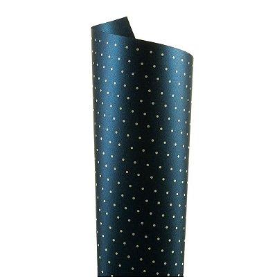 Papel Relux Decor Bolinhas Galáxia - Branco 30,5x30,5cm com 5 unidades