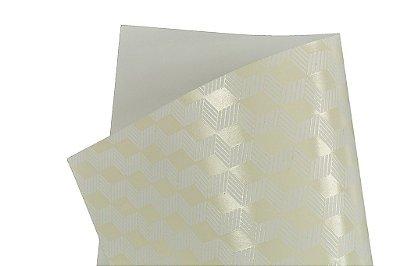 Papel SuperInk Milk Cubos 30,5x30,5cm com 2 unidades