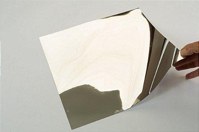 Papel Reflex Espelhado 30,5x30,5cm com 2 unidades