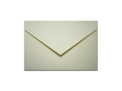 Envelopes convite Color Plus Marfim com 10 unidades