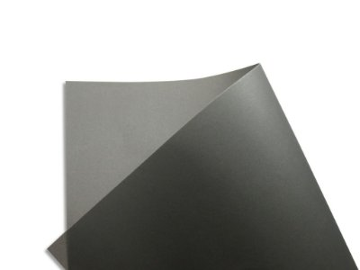 Papel vegetal Color Preto 30,5x30,5cm com 2 unidades