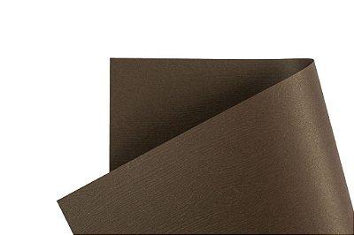 Papel Texture TX Wood Tabaco 30,5x30,5cm com 10 unidades