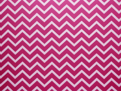 Papel Decor Chevron Pink - Branco 30,5x30,5cm com 5 unidades