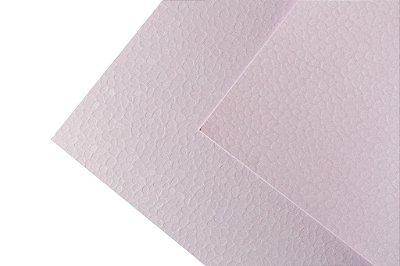 Papel Texture TX Leaves Quartzo Rosa 30,5x30,5cm com 10 unidades