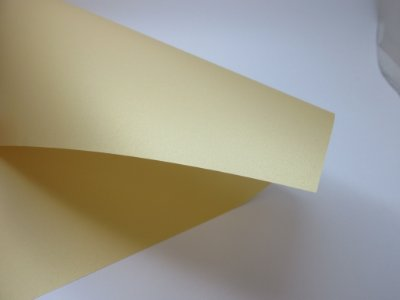 Papel Vegetal Color Gold 30,5x30,5cm com 5 unidades