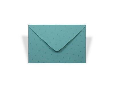 Envelopes visita Aruba Decor Bolinhas Incolor - Lado Externo com 10 unidades