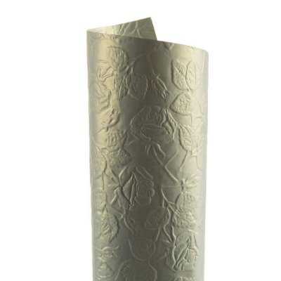 Papel Tx Max Rosas Ice Gold 30,5x30,5cm com 2 unidades