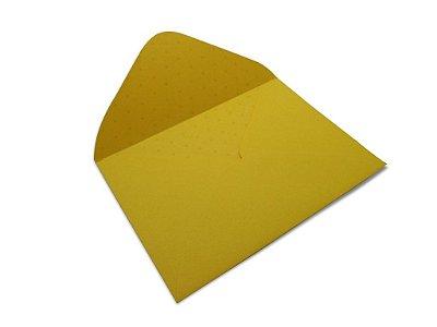Envelopes carta Rio de Janeiro Decor Bolinhas Incolor - Lado Interno 10 unidades