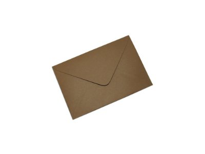 Envelopes visita Color Plus Havana com 10 unidades