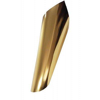 Laminado Ouro Brilho 255g/m² - 66x96cm
