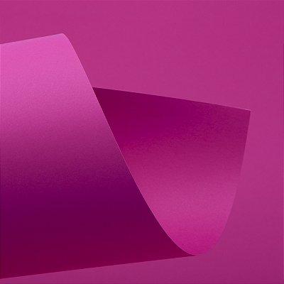 Papel Color Fluo Pink 240g/m² - 66x96cm