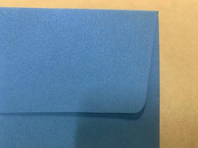 Envelopes ofício Pop Set Blue 120g/m² com 10 envelopes