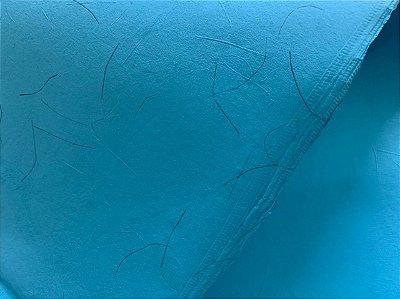 Papel Artesanal Preserve Flora Piscina- Formato 50x70cm