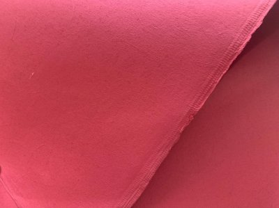 Papel Artesanal Preserve Flora Vermelho - Formato 50x70cm