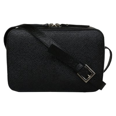 Kelly Bag Saffiano Preto