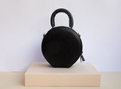 Mini Sophia Bag Preto