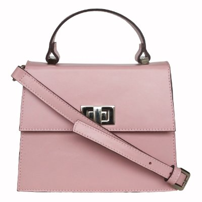 Mini Meghan Bag Rosa