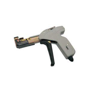 Pistola para Aplicação de Abraçadeiras Zip Tie de Aço Inox - Ferramenta