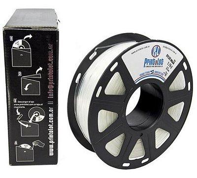 Filamento Impressão 3D Nylon MAX PrintaLot 1kg 1.75mm - Natural e Preto