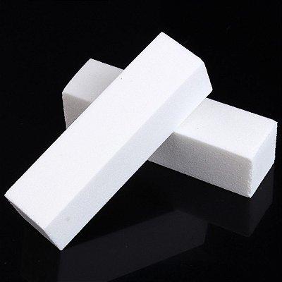 Lixa Bloco Branca - 5 unidades - 00024