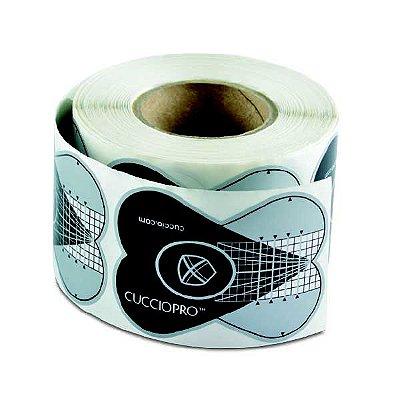 Moldes Profissionais Cuccio Pro - 250 unidades - 00089