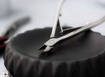 Alicate de Cutícula STALEKS - Série Expert 50 - NE-50-10