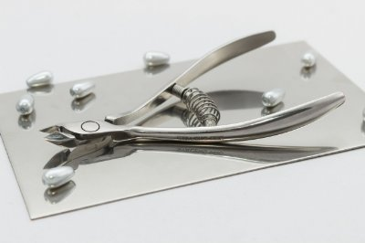 Alicate de Cutícula STALEKS - Série Expert 81 - NE-81-6