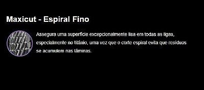 BROCA de Tungstênio Maxicut - AMERICAN BURRS-Espiral Fino - Tronco-cônica - 90202