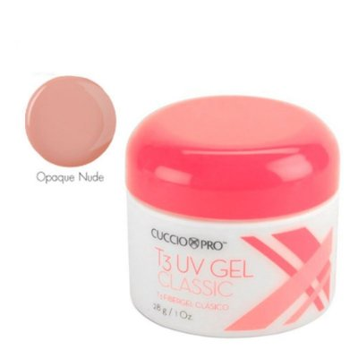 Gel Star Nail T3 CLASSIC - Opaque Rose Nude - 28g - 1293C