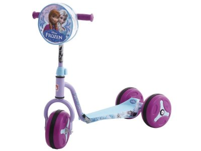 Patinete Bandeirante Frozen Disney – Lilás/Azul