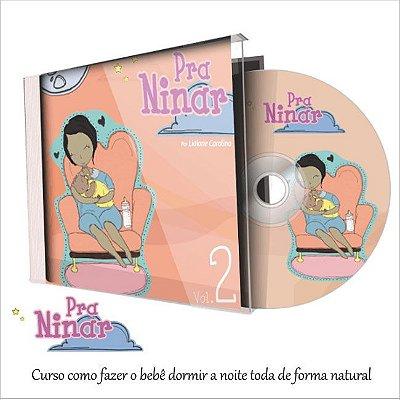 Curso Pra Ninar: Como fazer o bebê dormir a noite toda de forma natural