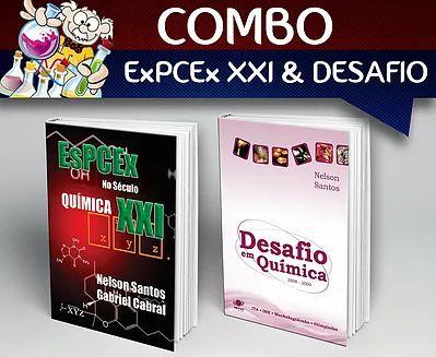 COMBO EsPCEx XXI + Desafio