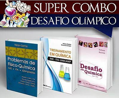 COMBO PFQ + TQU + Desafio
