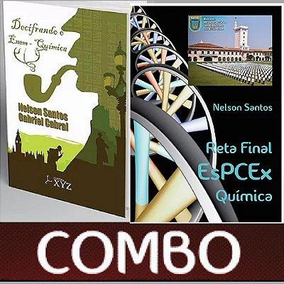 Combo ENEM + Reta Final EsPCEx - Química