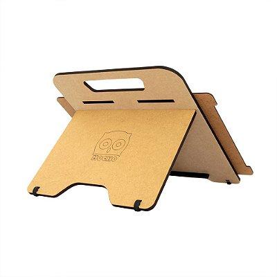 Flip Draw A4 Mocho - prancheta de desenho portátil inclinável giratória