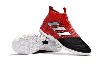 c14ee7511b799 Chuteira Adidas Ace Tango 17+ PureControl TF Society