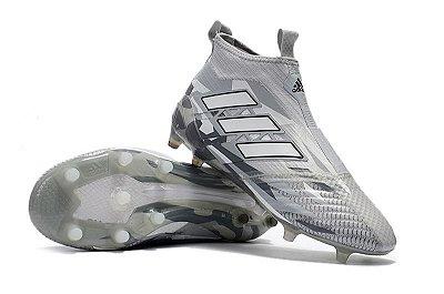 Chuteira Adidas Ace 17+ PureControl FG - Sem Cadarço 6b456fec1e972