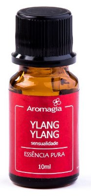 Essência Ylang Ylang 10mL