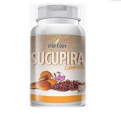 Sucupira Composta 60 Cápsulas - Vita Caps