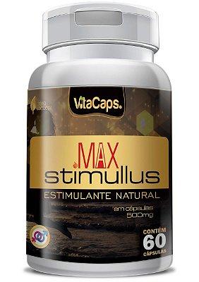Max Stimulus - Estimulante Natural 60 cápsulas Vita Caps