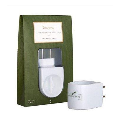 Aromatizador Elétrico Aromatherapy Via Aroma bipartido