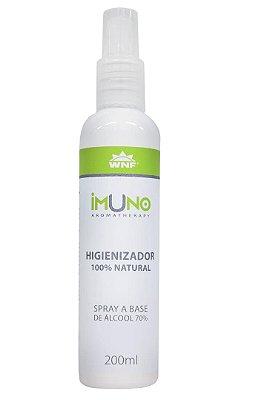 Imuno Aromatherapy  alcool70ºGL + óleos essenciais