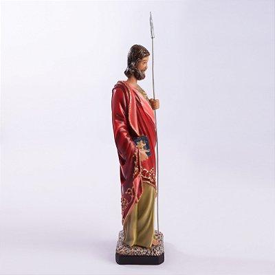 Imagem de São Judas Tadeu - Gesso - 30cm