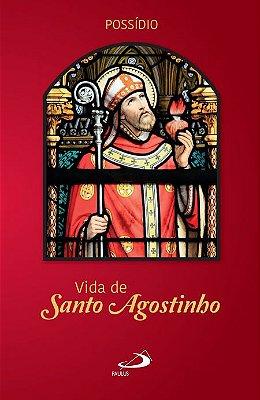 Livro Vida de Santo Agostinho - Possídio