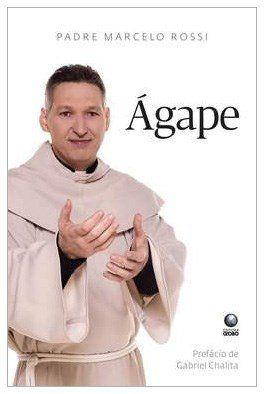 Livro Ágape - Padre Marcelo Rossi