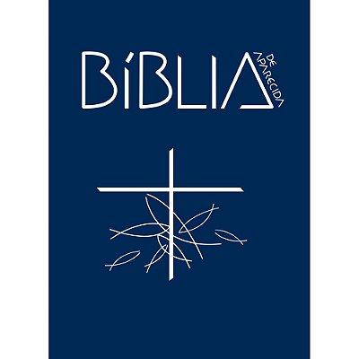 Bíblia de Aparecida - Capa Cristal