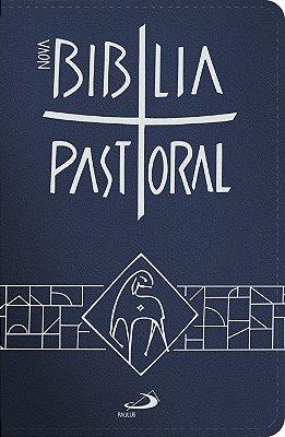 Nova Bíblia Pastoral - Média - Encadernada