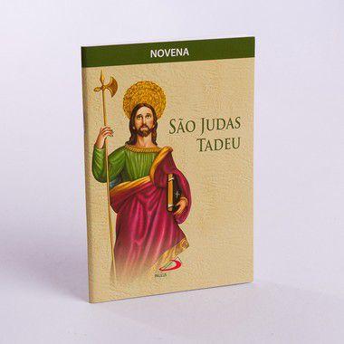 Novena a São Judas Tadeu (A PARTIR DE 5 UNIDADES)